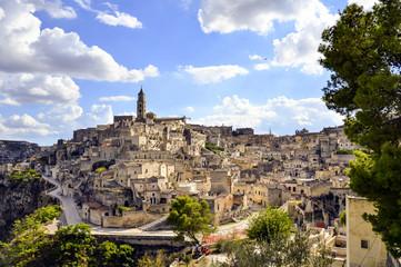 Matera in Basilicata, southern Italy