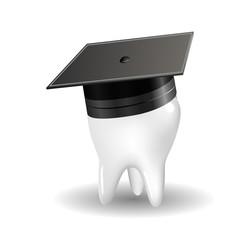 graduation tooth