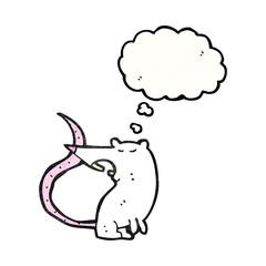 cartoon rat
