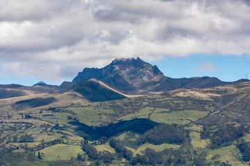 Nature of Cotopaxi  (Cotopaxi Province, Napo Province and Pichincha Province), Ecuador