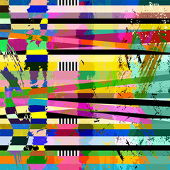 abstract pattern background, with stripes/lines, strokes