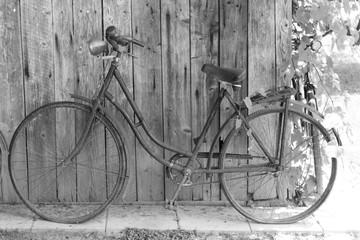 retro fahrrad