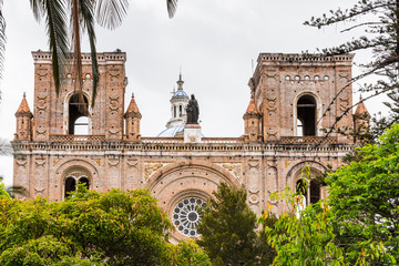 New Cathedral of Cuenca (Cathedral of the Immaculate Conception), Cuenca, Ecuador