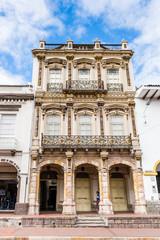 Architecture of Cuenca, Ecuador