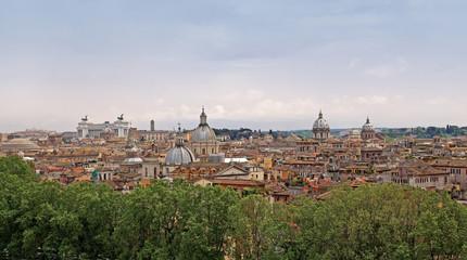 Wall Murals Rome Rome panorama