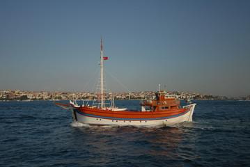 istanbul boğazı Türkiye