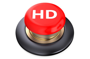 HD Red push-button