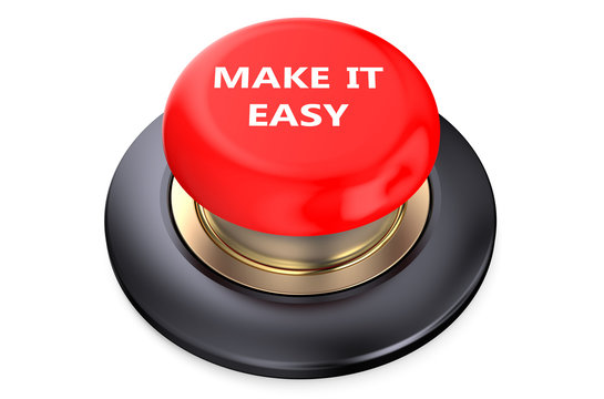 Make it easy Red button