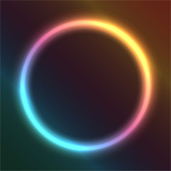 ring of neon