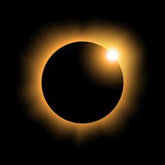 solar eclipse variant 2