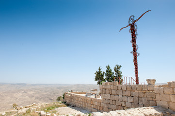 Brazen Serpent of Moses, Mount Nebo