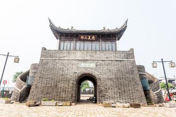 Stadttor von Jiangyin