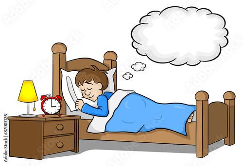Schlafender Mann Traumt Stockfotos Und Lizenzfreie Vektoren Auf