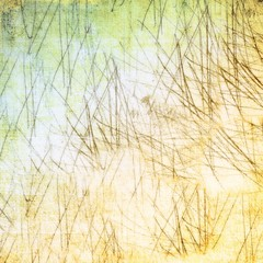 Vintage scratched abstract background