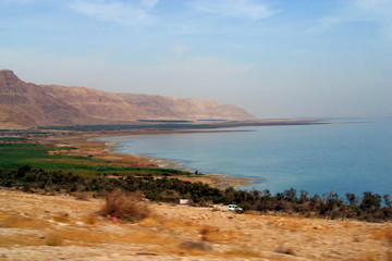 Israele,Mar Morto.