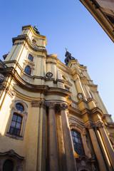 Church in Legnica, Poland