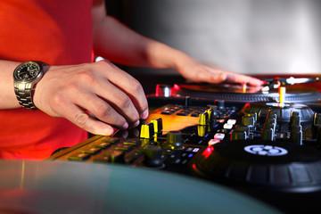 DJ. Muzyka klubowa
