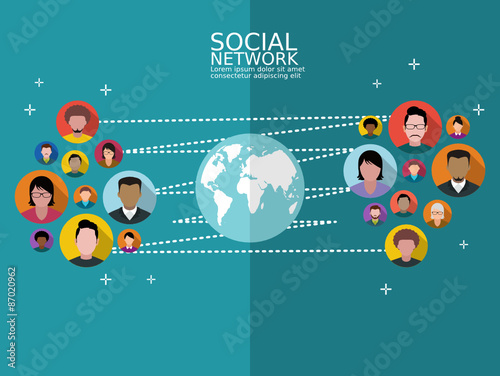 social networks and our society The network society is a social structure based on networks operated by information and communication our society system was a mass media system where it was a.