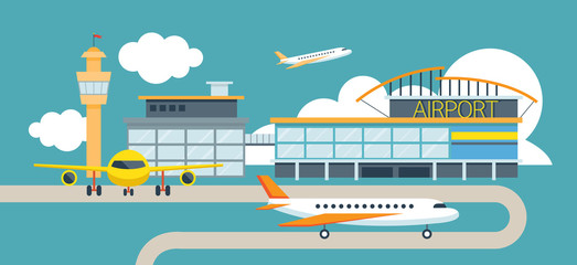 airport gate clipart - photo #12