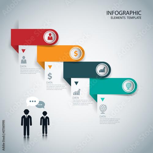 Infographic make app ipad