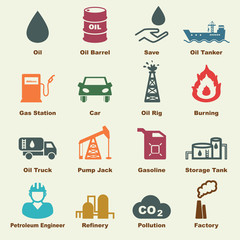 petroleum elements