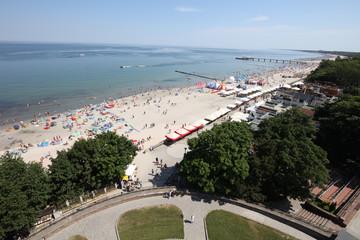 Plaża Kołobrzeg