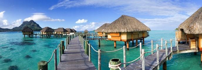 Urlaub in Tahiti