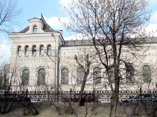 Moscow old house 2011