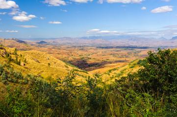 Amazing day nature of Madagascar
