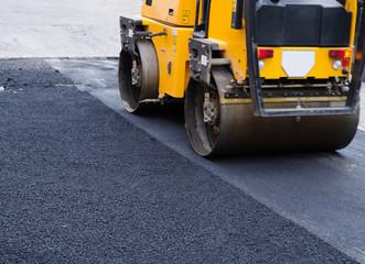 rolling asphalt