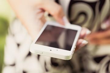 Smart Phone, Teenager, Text Messaging.