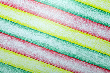 Stripe Pencil Colors Regge Background