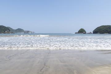 弓ケ浜海水浴場 静岡県