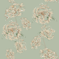 floral design pattern