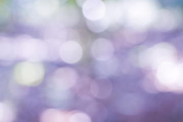 Sunny bokeh abstract  background, selective focus