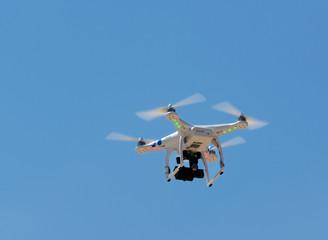 Quadrocopter mit Kamera