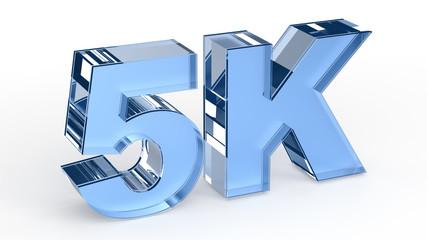 5K - display resolution