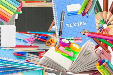 Rentrée des classes et fournitures scolaires