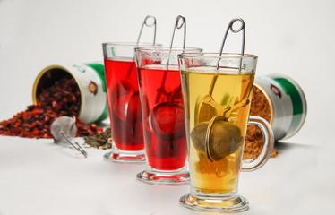 sıcak çay&antioksidan bitki çayları