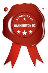 A Product Of Washington DC