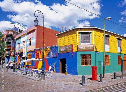 Wall mural ブエノスアイレスのカミニート