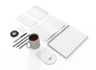 Identität Branding Business Vorlage