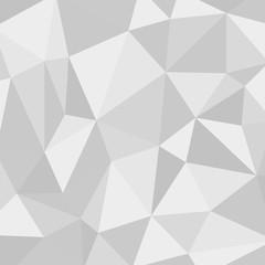 無彩色の幾何学模様の背景