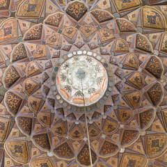 Hasht Behesht Palace in Isfahan, Iran.