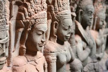 Tempelanlage in Siem Reap