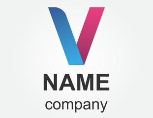 Logotipo V