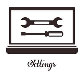 Settings design