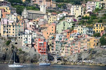 Fisherman village Riomaggiore