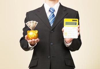 ビジネス ボディパーツ 貯金