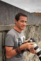 the photographer-donostia